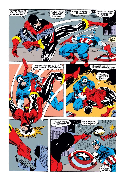 Captain America (1968) Issue #393 #326 - English 22