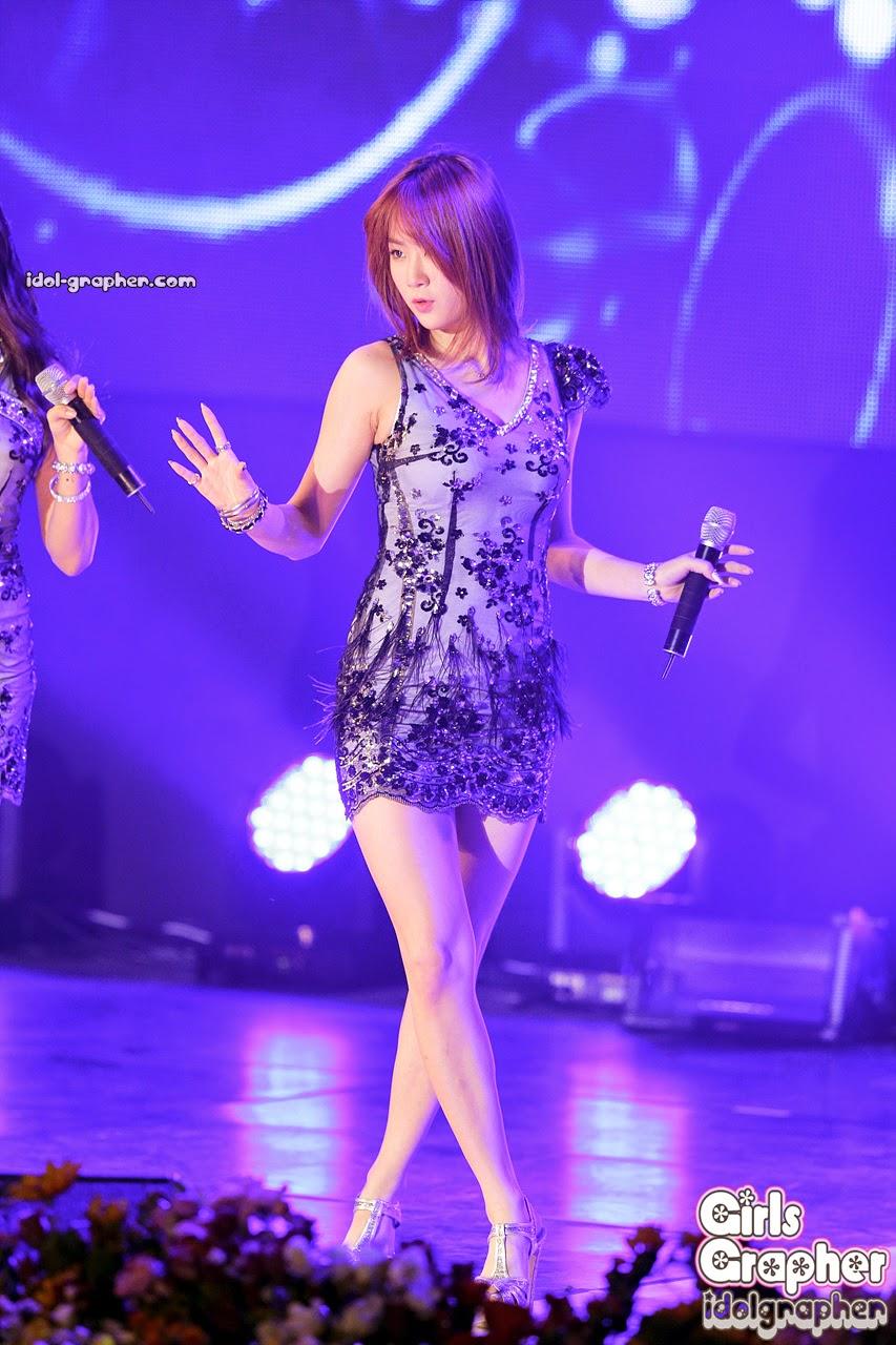 Sistar (씨스타) Soyou (소유) - CJB Music Power on 12 March 2014