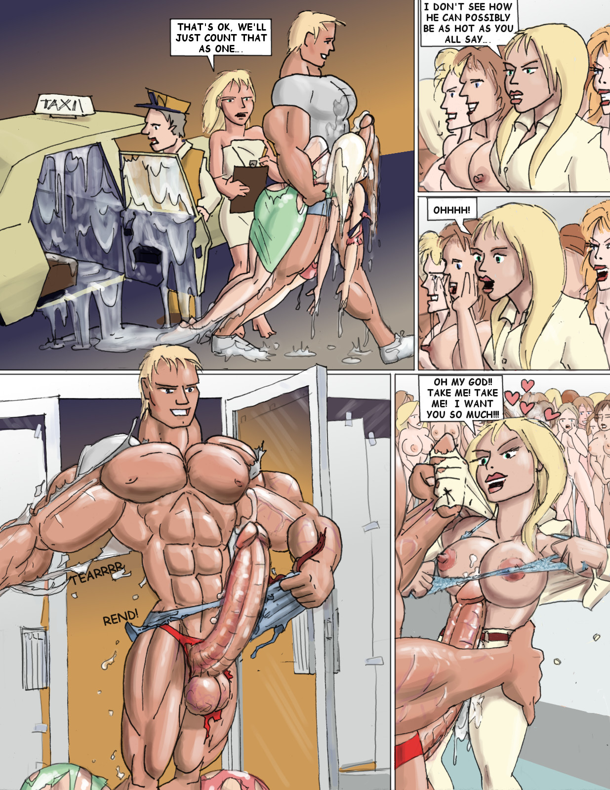 A cuckold story 3d animated porn novel 5