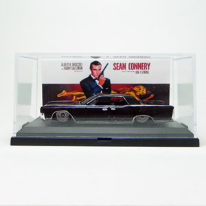 ghp racing custom diecast lincoln continental james bond 007 vs goldfinger. Black Bedroom Furniture Sets. Home Design Ideas