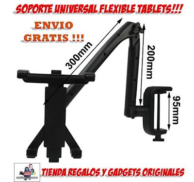 soporte universal para tablet