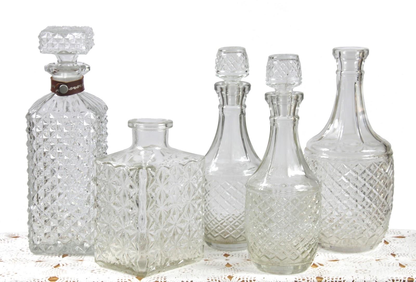 Little vintage days vases bottles and jars for How do i cut glass bottles