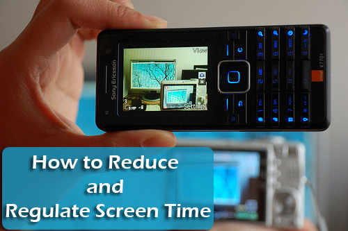 Ideas for reducing and regulating the amount of time our kids spend on screens is a big part of leading a screen-free life.