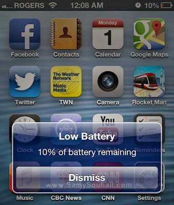 6 خطوات جد مهمة للحفاظ على بطارية أجهزة تشغيل نظام iOS 7 الجديد