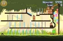 Angry Birds Golden Eggs Walkthrough - Egg #10