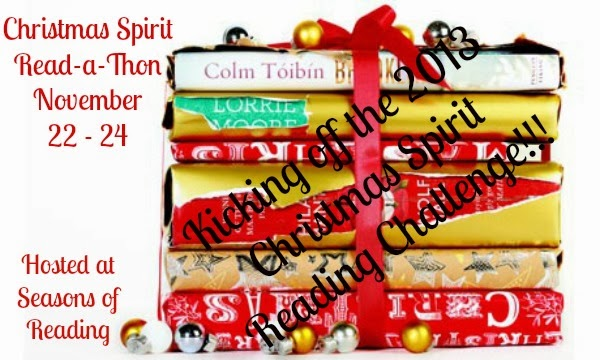 Christmas Spirit Read-a-Thon!