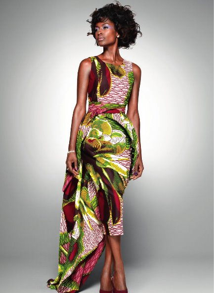 African party dresses african print at new york fashion while african