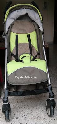 lilliput umbrella fold stroller - PapaKehteHain.com
