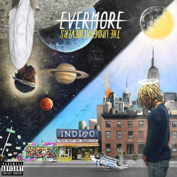Evermore: The Art Of Duality (2015) [Orginal Album]