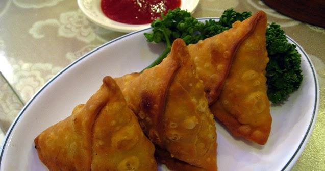 Kerala style Recipes: Samosa