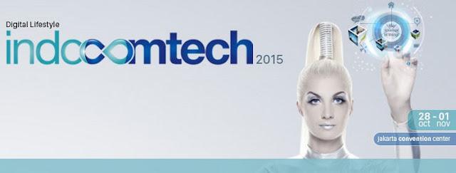 Event Pameran Komputer Indocomtech 2015 Siap Digelar Di Jakarta Convention Center (JCC)
