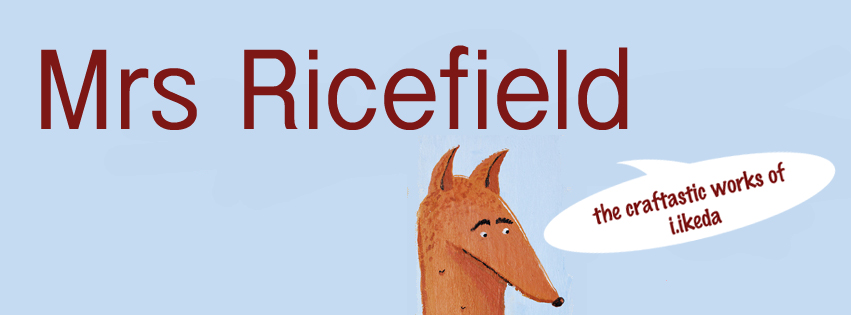 Mrs Ricefield
