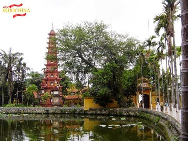 Pagoda de Tran Quoc