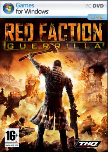 Red Faction Guerrilla Steam Edition-PROPHET