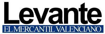Periódico Levante - El Mercantil Valenciano