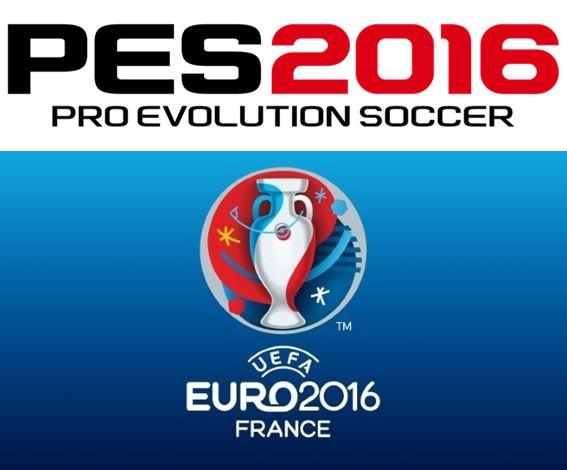 PES 2016 - UEFA Euro 2016
