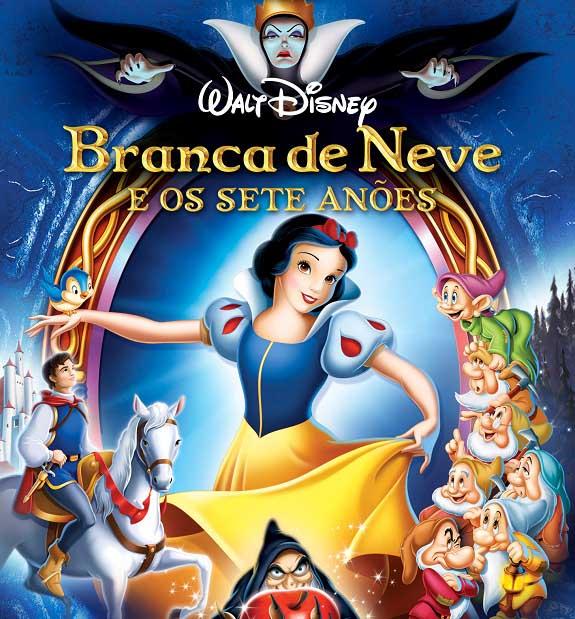 Branca de Neve e os Sete Anões Torrent - Blu-ray Rip 720p Dublado (1938)
