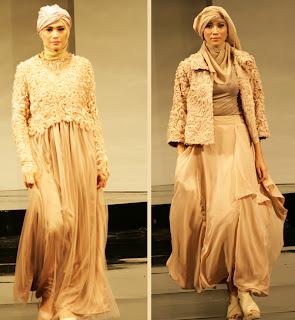 busana pesta muslim 6 Model Gaun atau Gamis Pesta Muslimah Modern