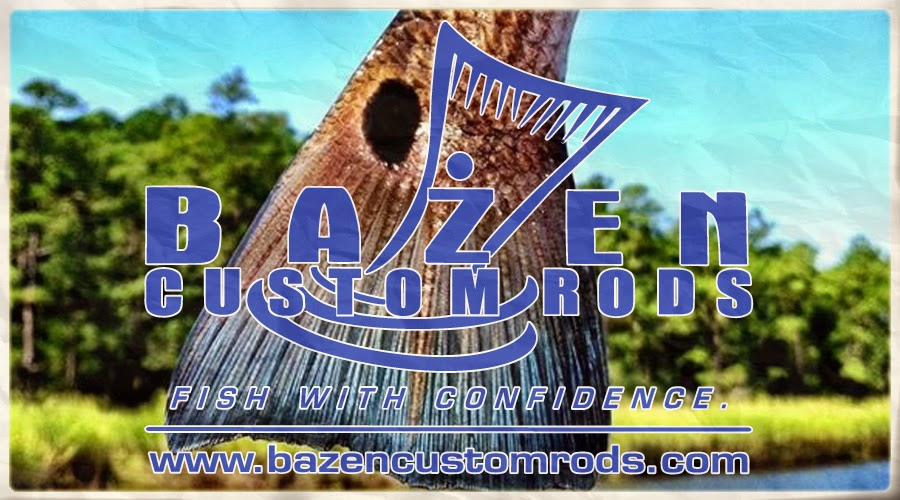 Bazen Custom Rods