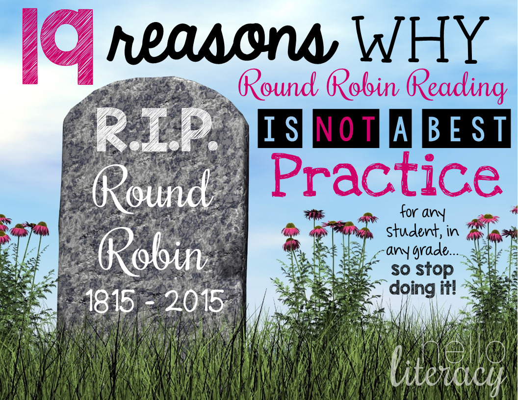 R.I.P. Round Robin: 19 Reasons Why It Is Not a Best Practice ...