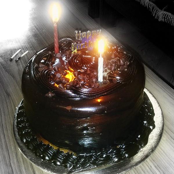Anmol Rawat Birthday Cake