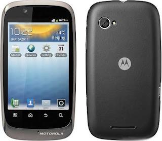 Spesifikasi dan Harga Motorola Fire XT530