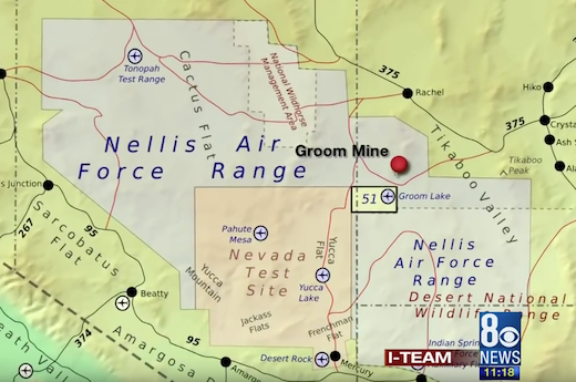 Area 51 Soldiers Interrogates Local Family 2015, UFO Sightings