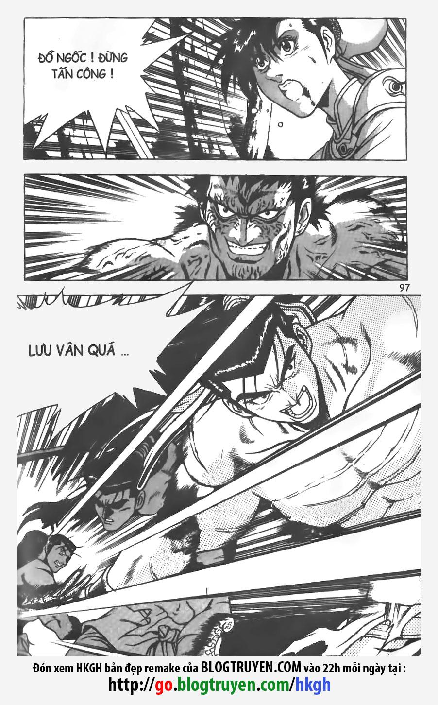 Hiệp Khách Giang Hồ chap 155 page 21 - IZTruyenTranh.com