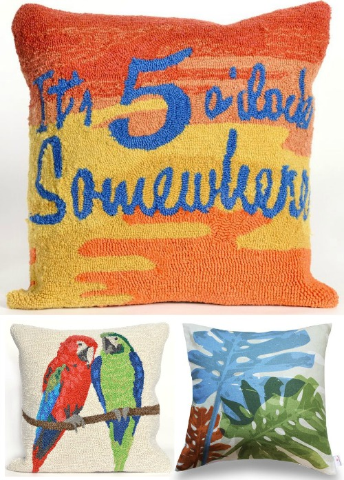 Tropical Pillows