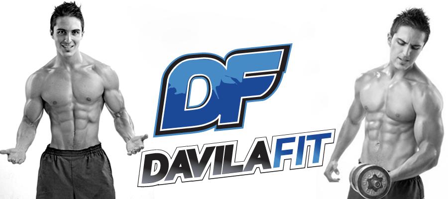 Daniel Dávila Fitness press