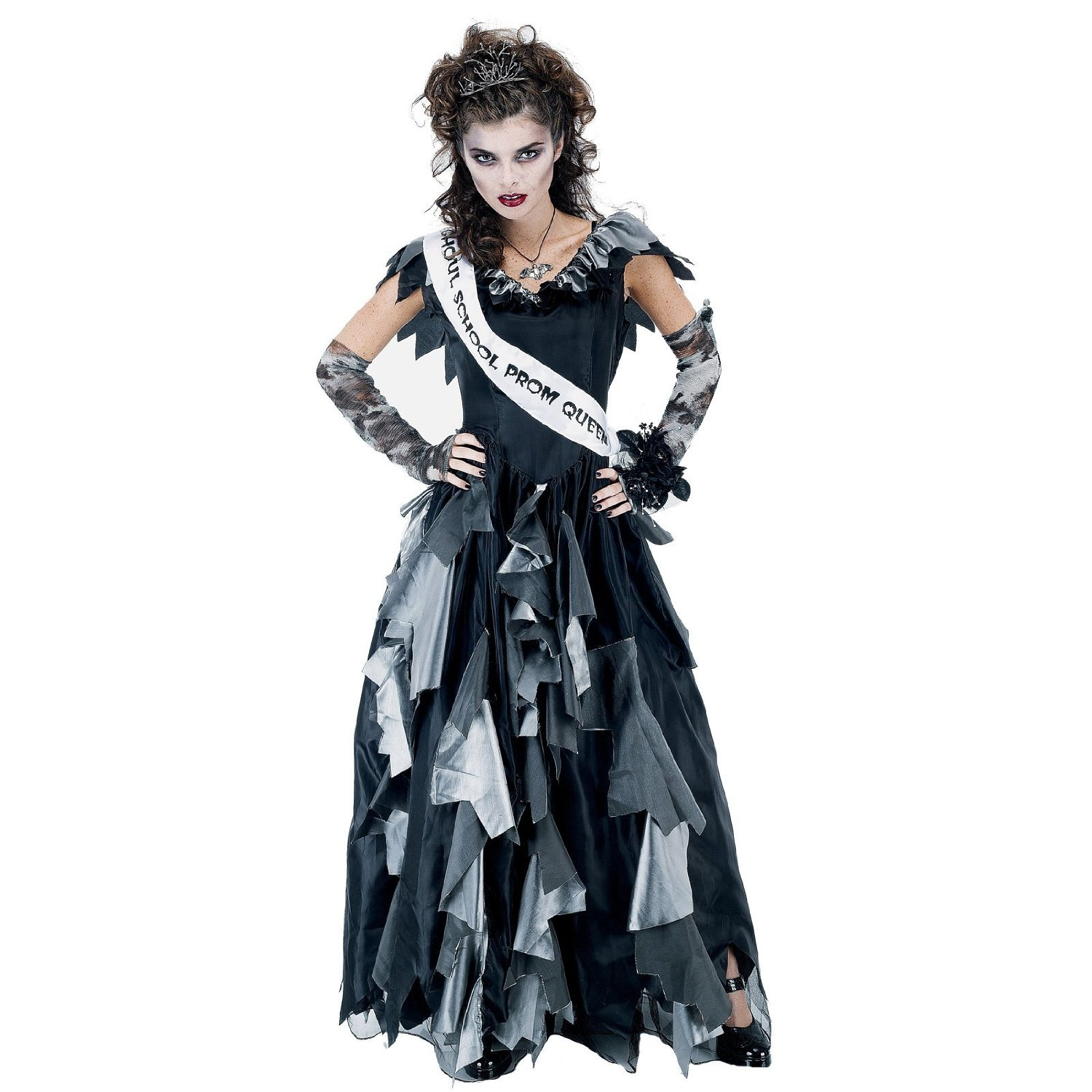 zombie prom queen - Halloween Costumes Of Zombies