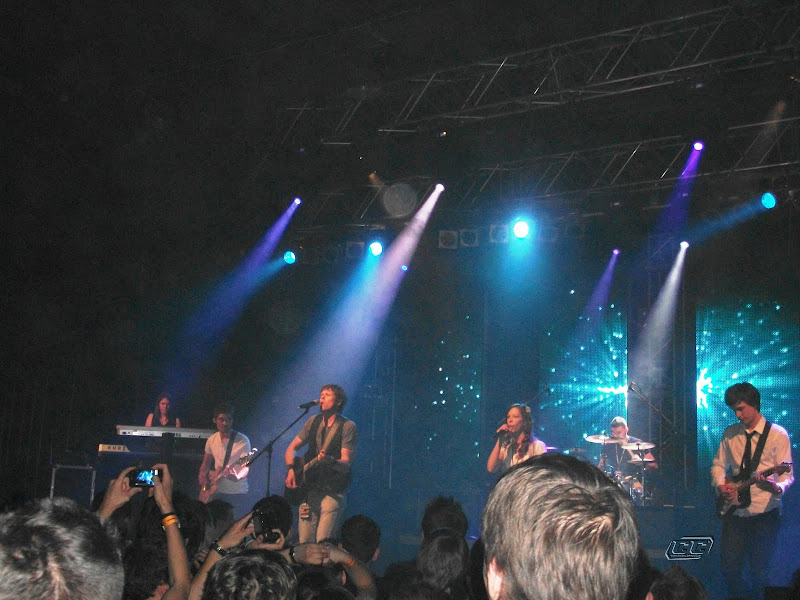 Planetshakers performing live on stage