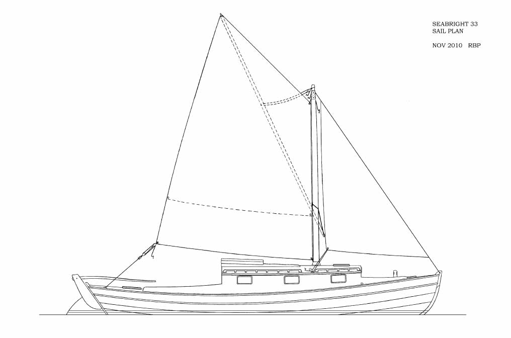 Larger Steel version of PARADOX - Page 2 - Boat Design Forums