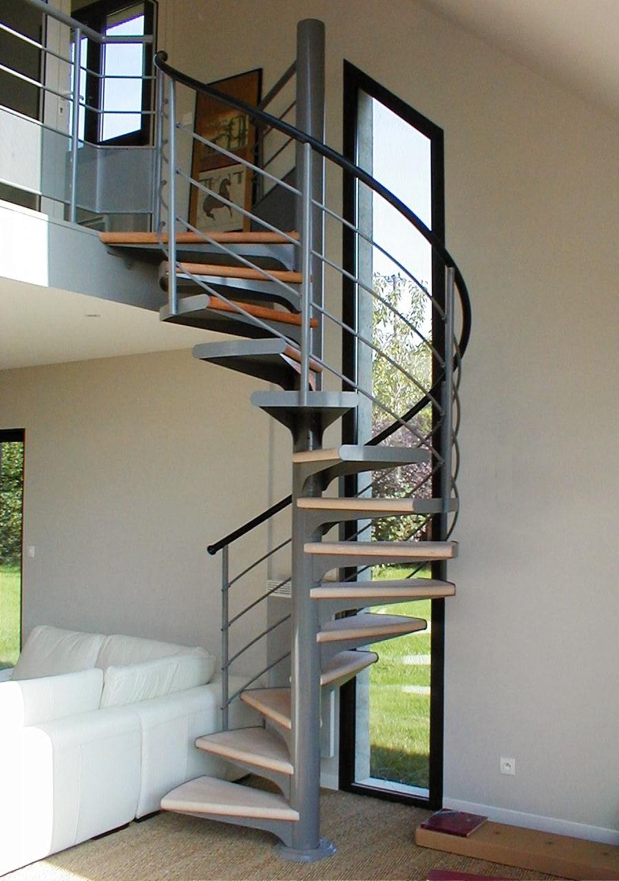 Konstruarto aberturas y escaleras for Escalera metalica para exteriores