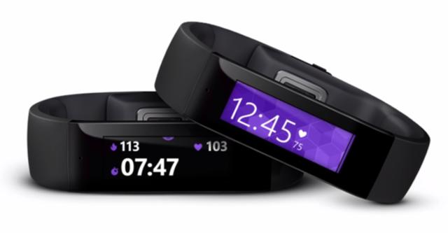 Microsoft chính thức công bố vòng đeo tay thông minh Band, giá 199,99 USD