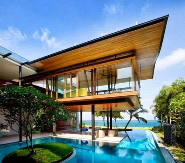 красива снимка на къща