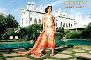 Karishma Kapoor photo shoot for Crescent Lawn