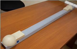 Calibre para la medición dimensional del escaneo del escáner 3D EVA