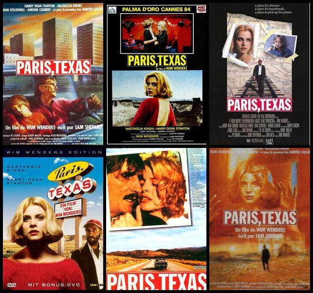 París, Texas, Wenders