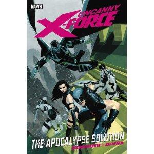 Uncanny X-Force Naked Psyloche