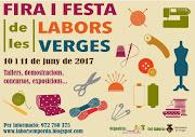FIRA I FESTA DE LES LABORS 2017