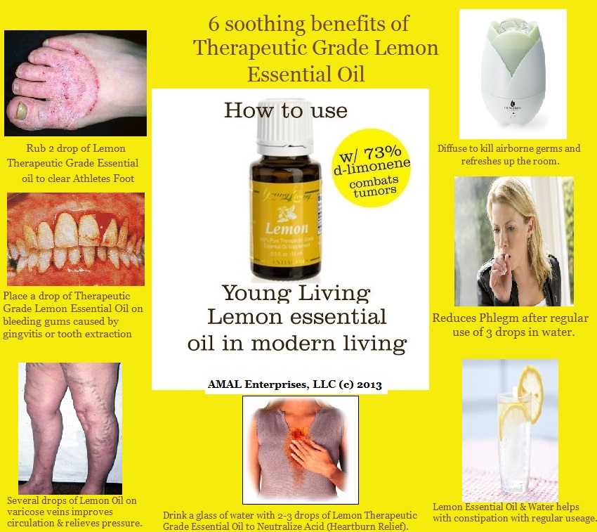 young living varicose veins