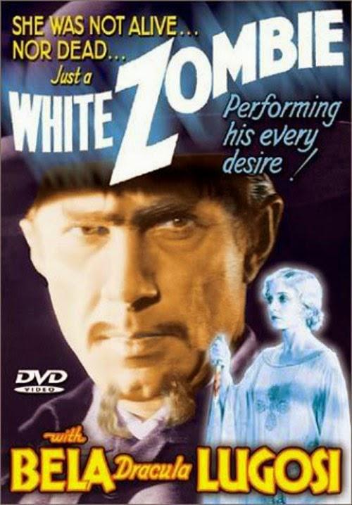 """Una gran cinta de terror es """"White Zombie"""" con la participación de Bela Lugosi"""