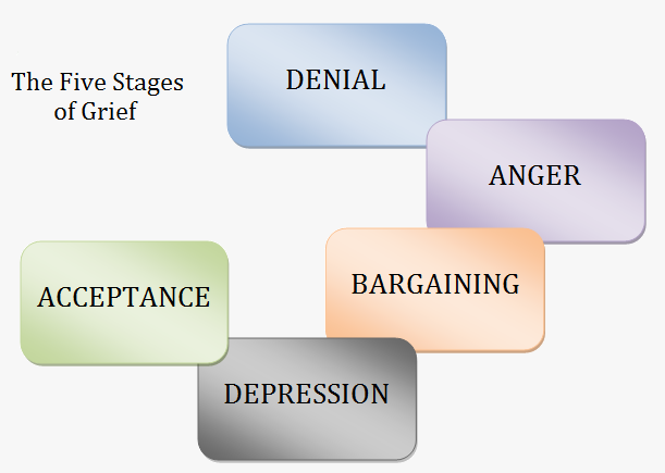 stages of grief essay