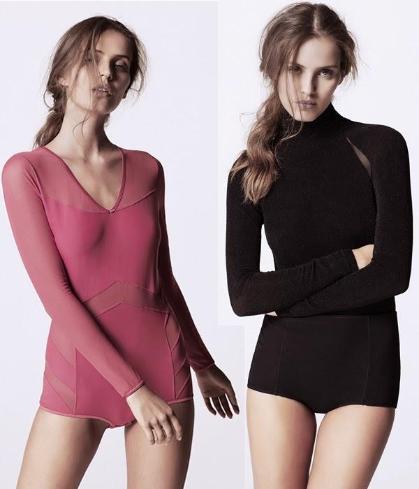 Giuliana Romanno Underwear Inverno 2015