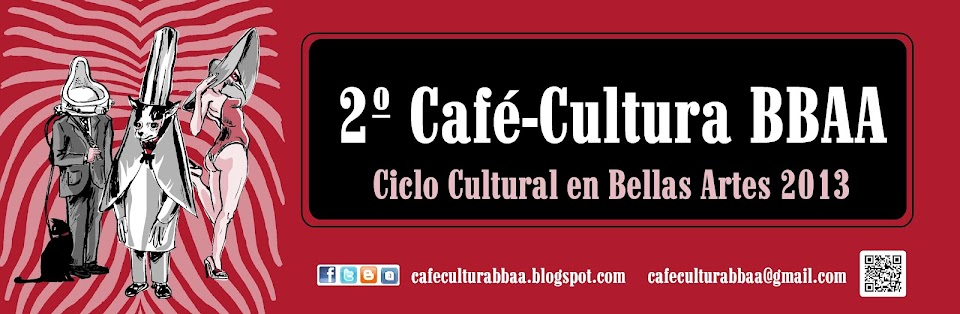 Café Cultura BBAA Sevilla