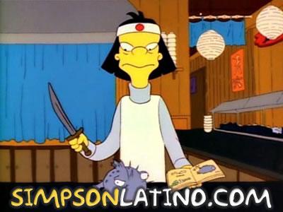 Los Simpson 2x11