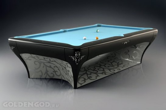 Expensive Pool Tables The Most Expensive Pool Table