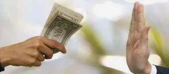 Kisah Seorang Pimpinan Takut Dengan Uang Sogokan