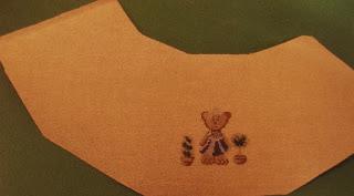 Lampara de Mesa con Pantalla Bordada, Paso a Paso, Costura y Bordado Facil